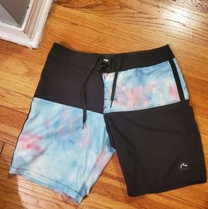 Cotton Candy Board Shorts by Rusty